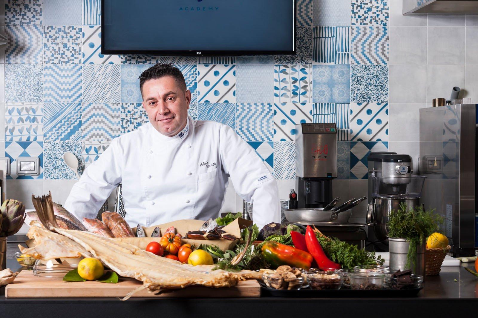 Blu Lab Academy, la nostra scommessa! Diffondere cultura culinaria